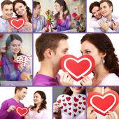 Dia dos namorados — Foto Stock