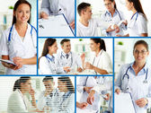 Medical care — Stockfoto