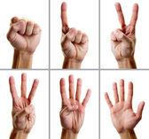 Gestures — Foto de Stock