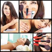 Beauty care — Stock Photo