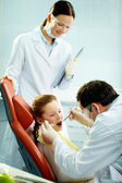 Usual check-up — Stock Photo
