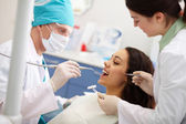 Dental check-up — Stock Photo