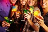 коктейль-приём — Стоковое фото