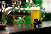 Fresh beer — Stock Photo