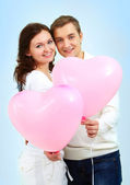 Sweethearts — Stock Photo