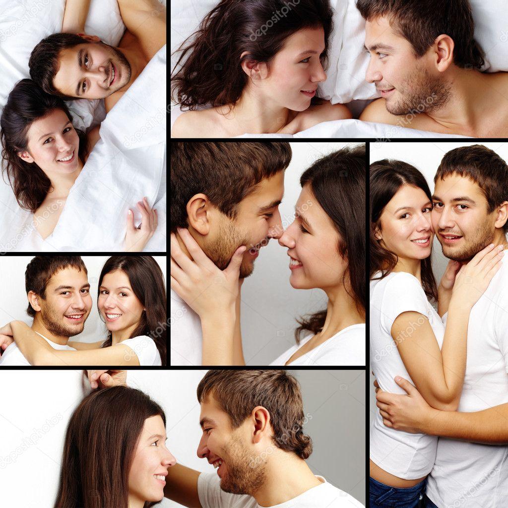 Как сделать из пару фотографий одну