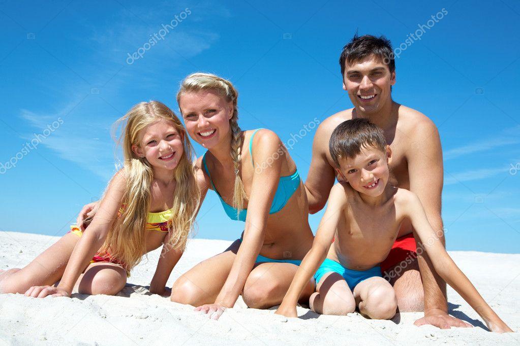 фотографий нудистов семьи