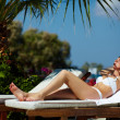 Sunbathing — Stock Photo #10745416