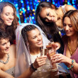 Party in full swing — Stock Photo