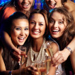 Party in full swing — Stock Photo #10745838