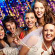 Party in full swing — Stock Photo #10745841