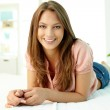 Charming female — Stock Photo #10746440