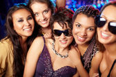 Cool clubber — Stockfoto