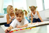 School play — Stock Photo