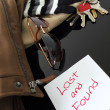 Stock Photo: Lost and Found 1