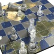 Political Chess — Stock Photo #10701491