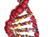 Genetic code. DNA — Stock Photo