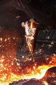 Metallurgist — Stock Photo