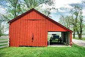 Wagon's Home — Stock Photo