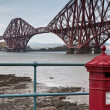 Stock Photo: Forth Bridge