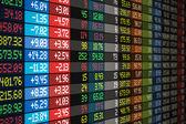Börse-Konzept