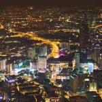 thumbnail of View to Kuala Lumpur (Malaysia) at night