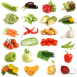 thumbnail of Vegetable collection