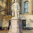 thumbnail of Monument of Humboldt in Berlin