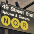 thumbnail of Classic Street Signs in New York City