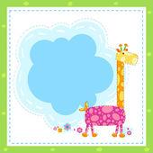 Girafee card