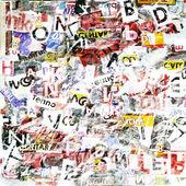 Grunge, texturami pozadí