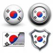 thumbnail of South Korea icons