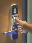 Biometric access