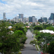 thumbnail of Brisbane city in queensland australia shown from suburban st