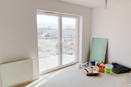 Renovation of new apartment