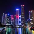 thumbnail of Singapore cityscape at night
