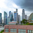 thumbnail of Skyline of Singapore business district