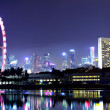 thumbnail of Singapore at night