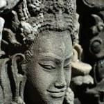 thumbnail of Sculptured apsara, Siem Reap, Cambodia
