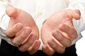 Otevřít rukou