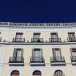 thumbnail of Mediterranean architecture in Spain. Old apartment building