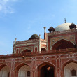 thumbnail of Humayun Tomb in New Delhi during the sunny day, India.