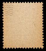 Blank postage stamp.