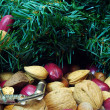 thumbnail of Christmas Mixed Nuts with Crackers