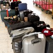 thumbnail of Luggage and suitcase of a tour group