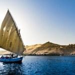 thumbnail of Felucca in aswan, egypt