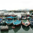 thumbnail of Cheung Chau sea view in Hong Kong, with fishing boats as bac