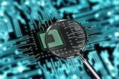Mikro-chip szkennelés