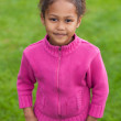 thumbnail of Portrait of a Adorable little African Asian girl