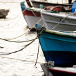 thumbnail of Fishing boats at the pier